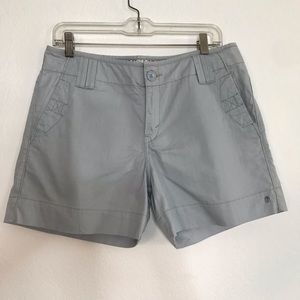 Levis vintage style denim shorts size 8